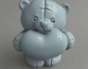 3D printable model Teddy Bear Toy