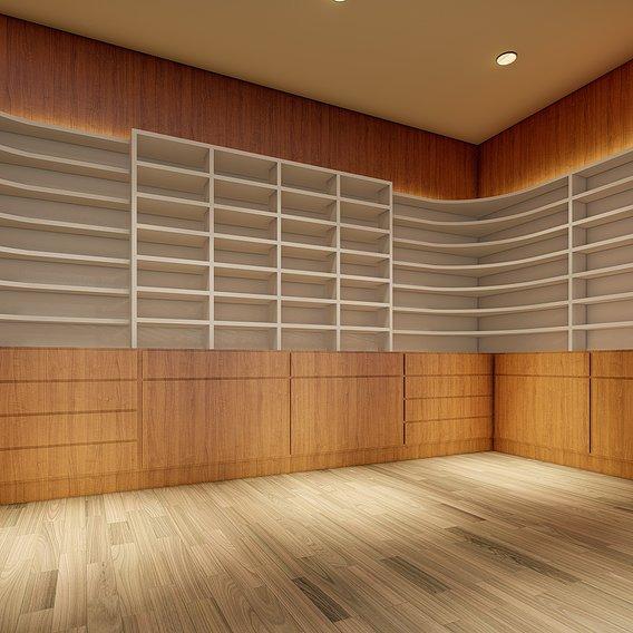 optic shop interior refrences