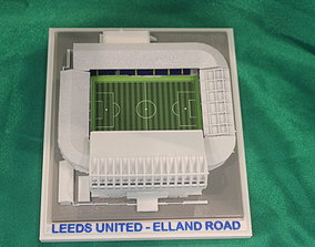 Leeds United - Elland Road 3D printable model