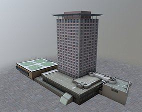 3D model Amsterdam Jozef Israelskade