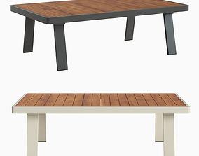 Coffee table NOFI 3D model