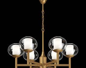 730063 Fiamma Lightstar Chandelier 3D