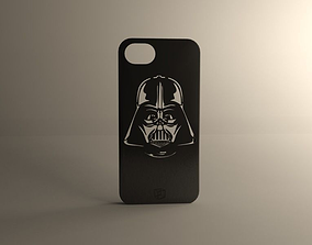 The dark side of the Iphone 3D print model