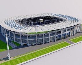 3D model Commerzbank-Arena - Frankfurt