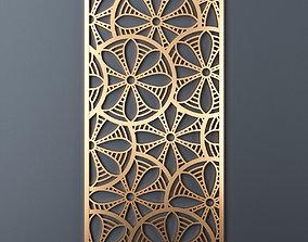 Decorative panel 198 3D