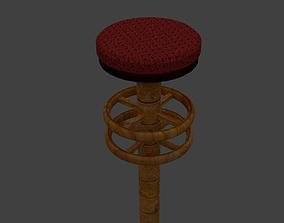 3D Simple Stool