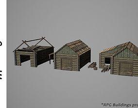 Sawmill 3D model