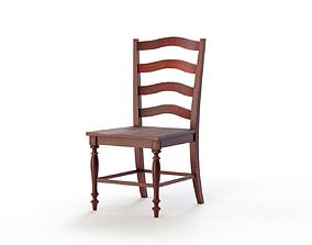 Bennington Chair 3D asset