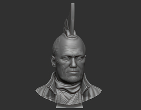 Yondu Udonta bust 3D printable model
