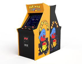 3D model Classic Arcade Game Machines