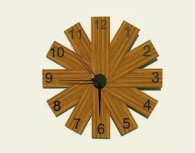 wall clock 001 3D model