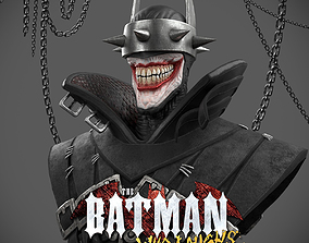 Batman Who Laughs Dc Universe Dc Metal 3D printable model