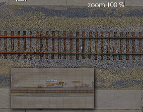 Aerial texture 317 3D asset