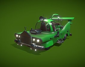 Homer Car 3D model