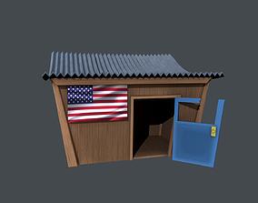 Store House 3D asset