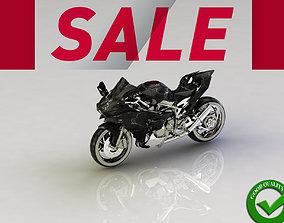 Motorbike 3dm file motorcycle