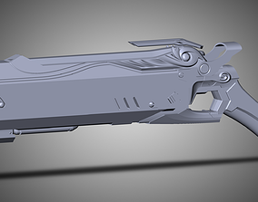 3D printable model Reaper cosplay set - Hellfire shotgun