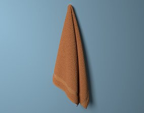 Photorealistic Towel 3D