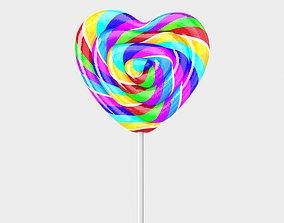 3D Lollipop Candy treat