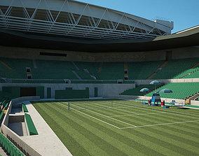 3D Centre Court