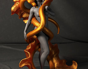 Golden Lover 3D print model
