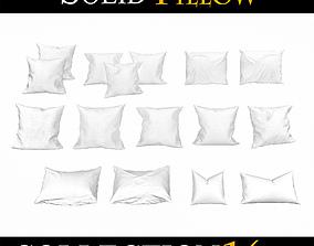 Solid Pillow SET 2 3D