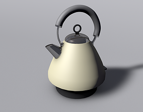 electrique kettle 3D model