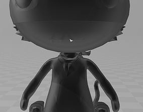 Persona 5 Morgana Mona 3D printable model
