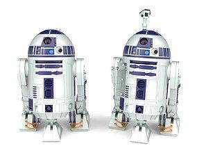 3D Droid r2d2