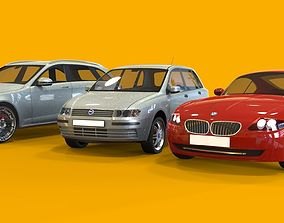 Car Collection 3 3D