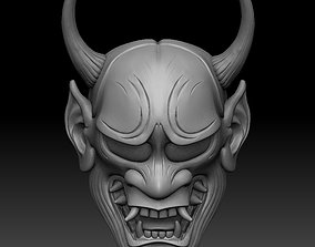 3D print model ONI MASK replicas