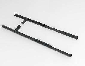 TM Breacher 870 Pump arm parts 3D print model