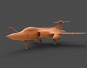 airplane mod1 3D printable model