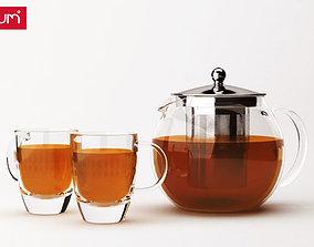 3D model Bodum Assam Tea press