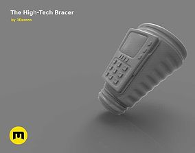 3D The High-Tech Bracer