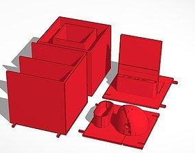 3D print model Modular Desk Organizer without AirPod
