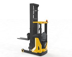 Reack Truck Stacker 3D