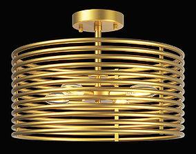 3D 728043 Zeta Lightstar ceiling chandelier