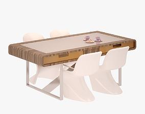 3D model Dining Set 13