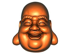 3D printable model Maitreya head