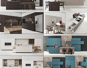 3D Kitchen collection 50 2
