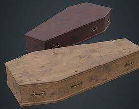 3D model Coffin 1B