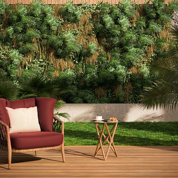 Dream House Garden