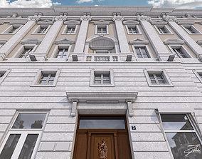Palazzo Pitteri 3D model