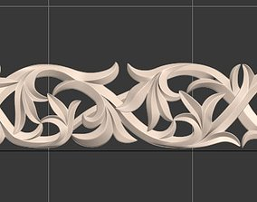 Gothic ornament 1 3D printable model