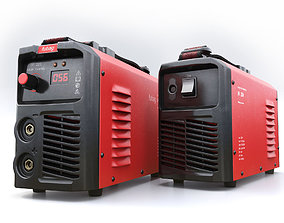 3D model Welding inverter FUBAG IR 220