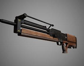 Walter WA 2000 Sniper Rifle 3D model