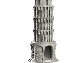 3D print model Dice tower paladins
