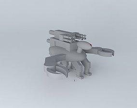 3D model carrier