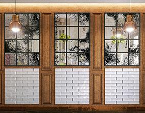 Wall Panel Set 71 3D